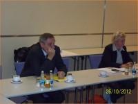 Udeleženci študije g. Matjaž Grkman, MKO in gospa. Dr. Dušica Majer, KGZS.