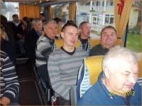 20. novembra smo organizirali strokovno ekskurzijo za člane UO, NO in ČR ZPSPS ter za njihove družinske člane.