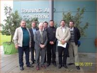 Delovni obisk pri TEAGASC - Irska